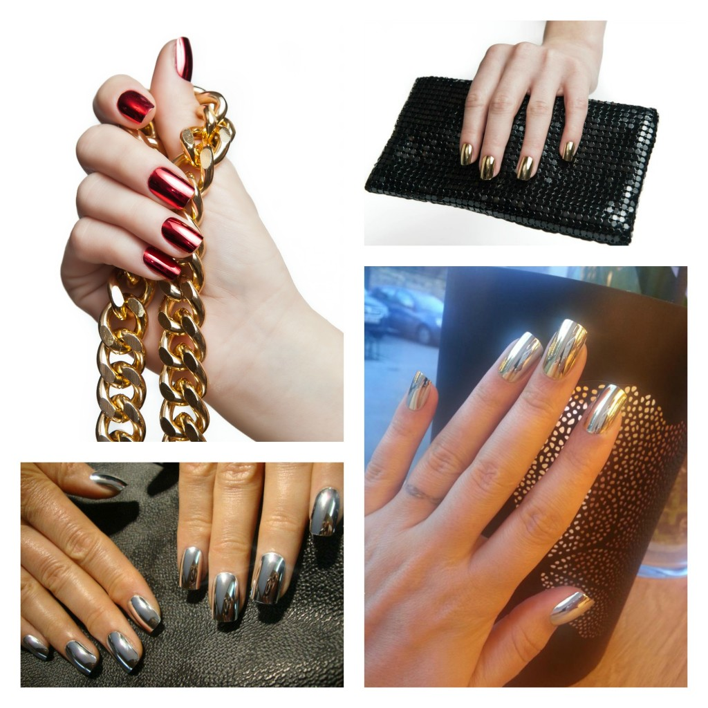 metallic nailsgs