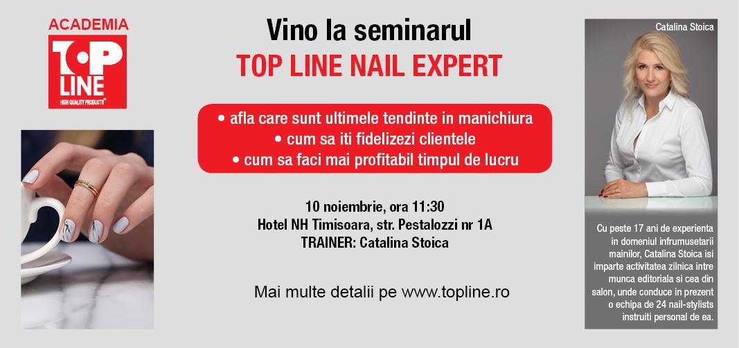 afis seminar top-line-nail-expert-timisoara-web_ahjm