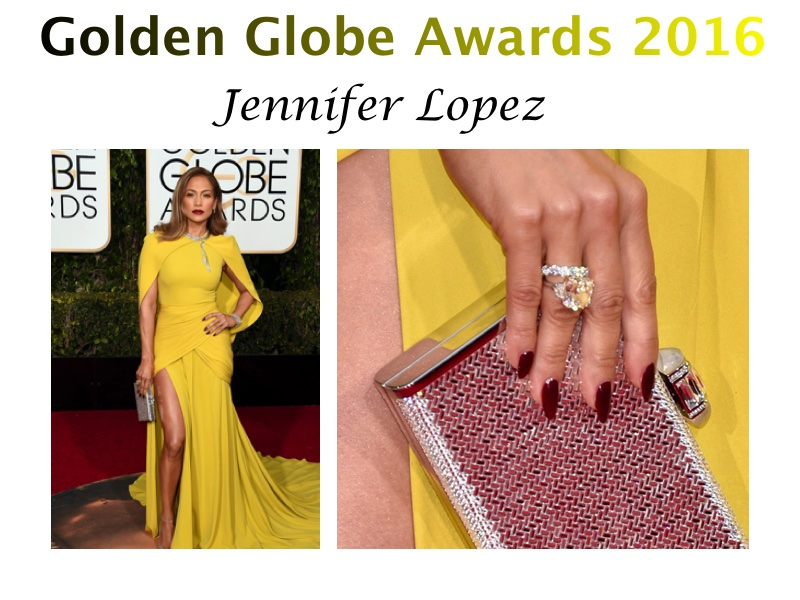 Golden Globe Awards 2016 – Nail Looks