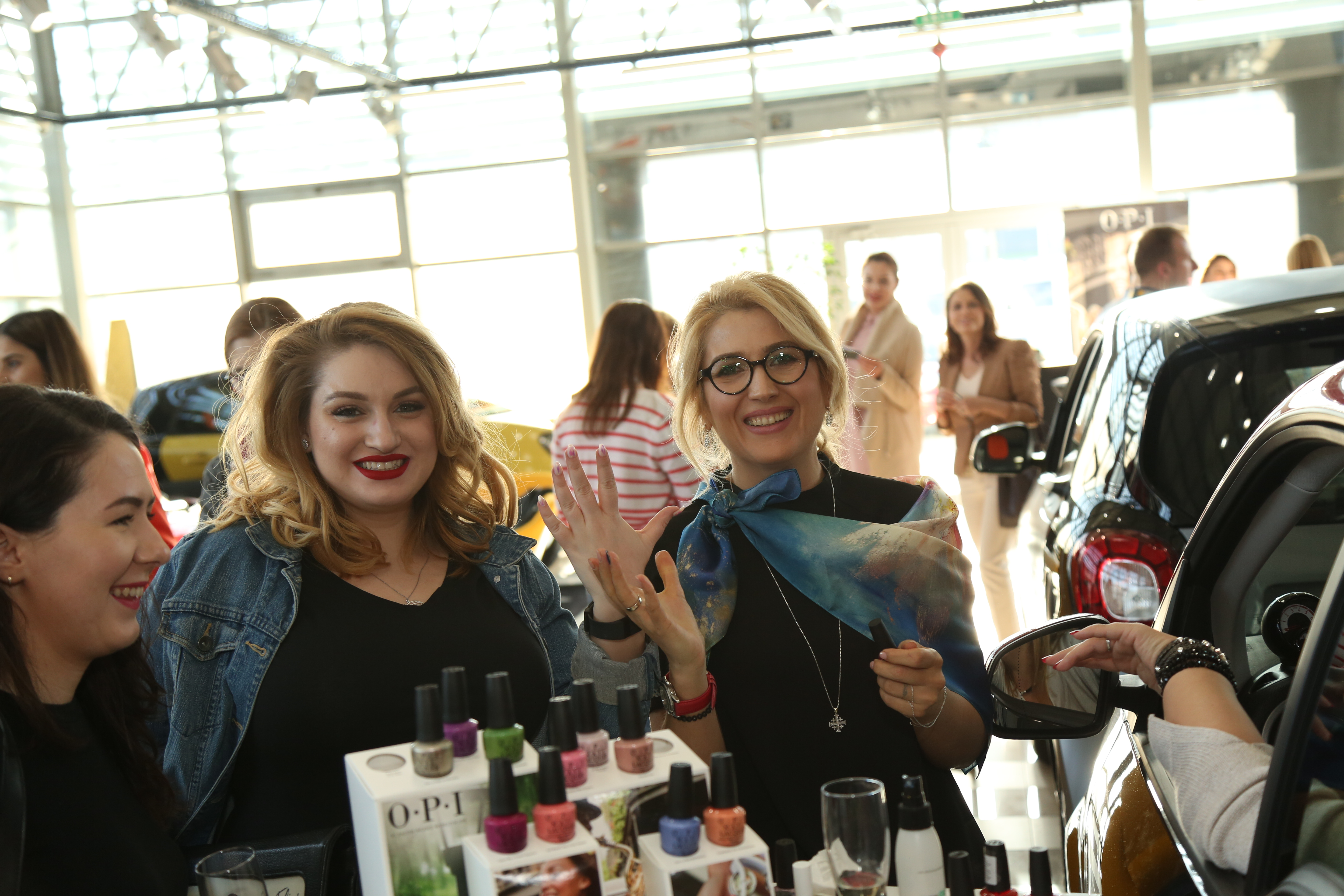 The Nail Drive – Lansare OPI New Orleans